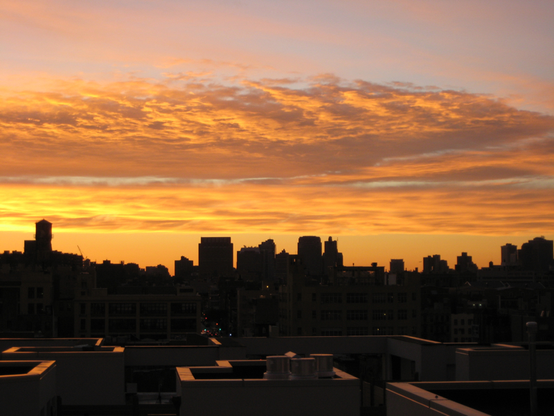 Bedford-Stuyvesant Sunset